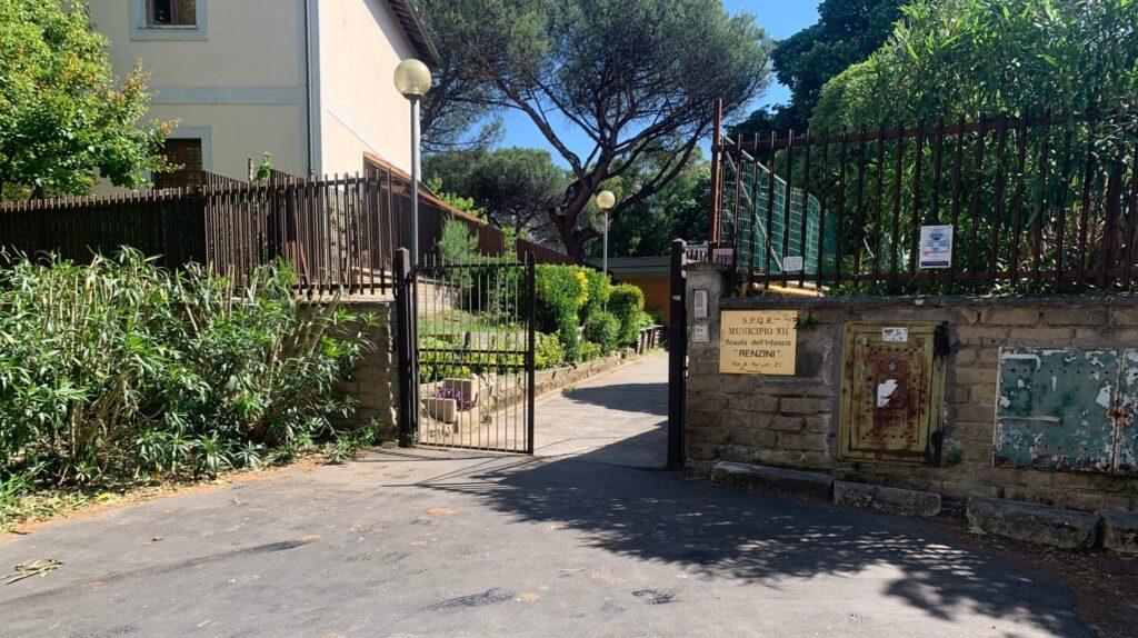 scuole infanzia ix municipio