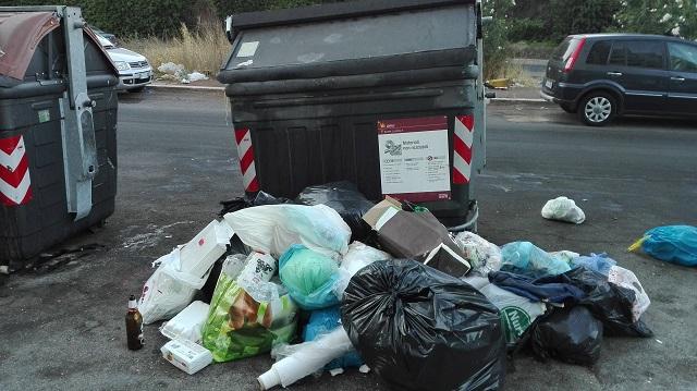 rifiuti ix municipio roma